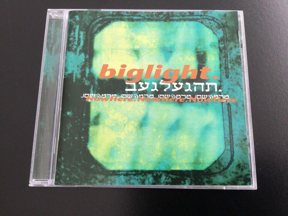 Biglight: NowHere, rock
