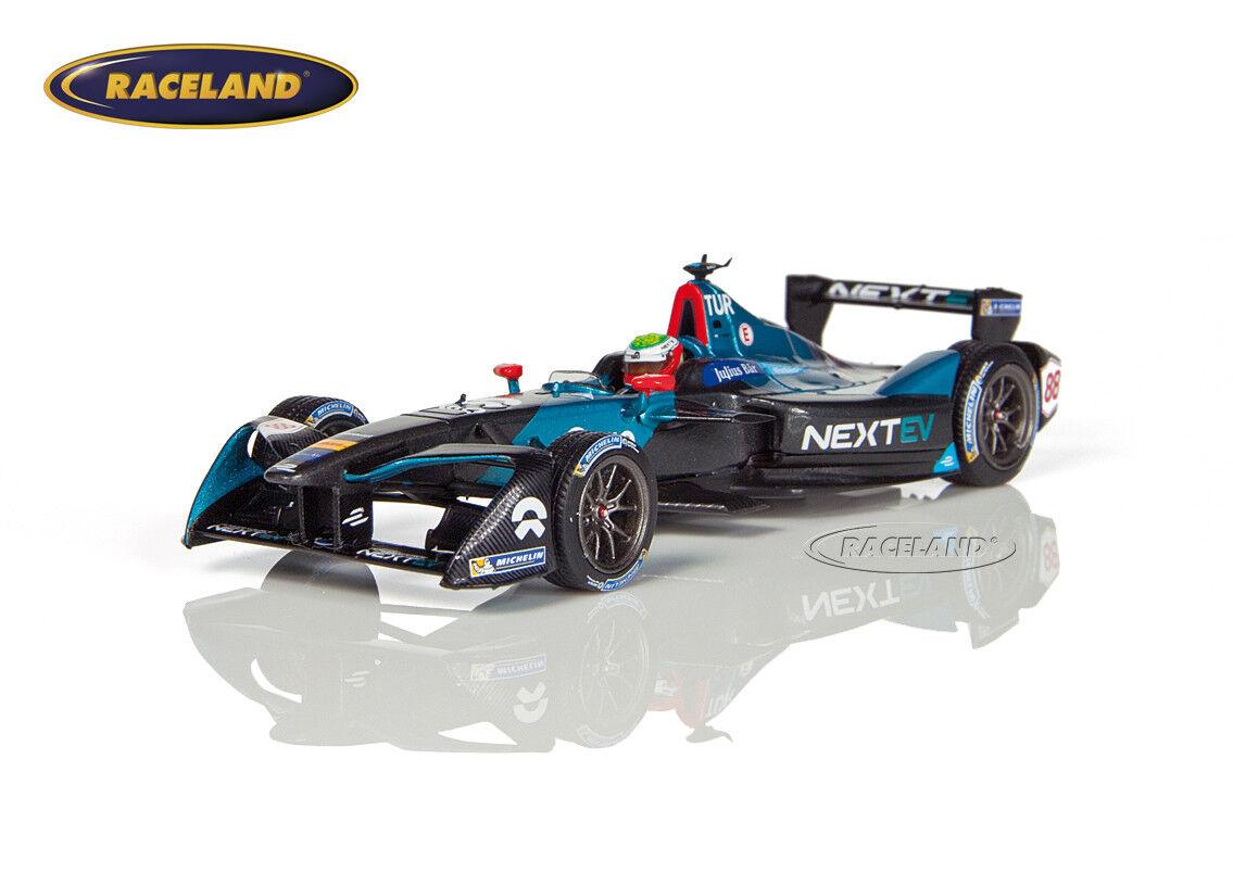 Nextev Nio Formula E Team New York 2016 2017 Oliver Turvey, SPARK 1 43, s5919