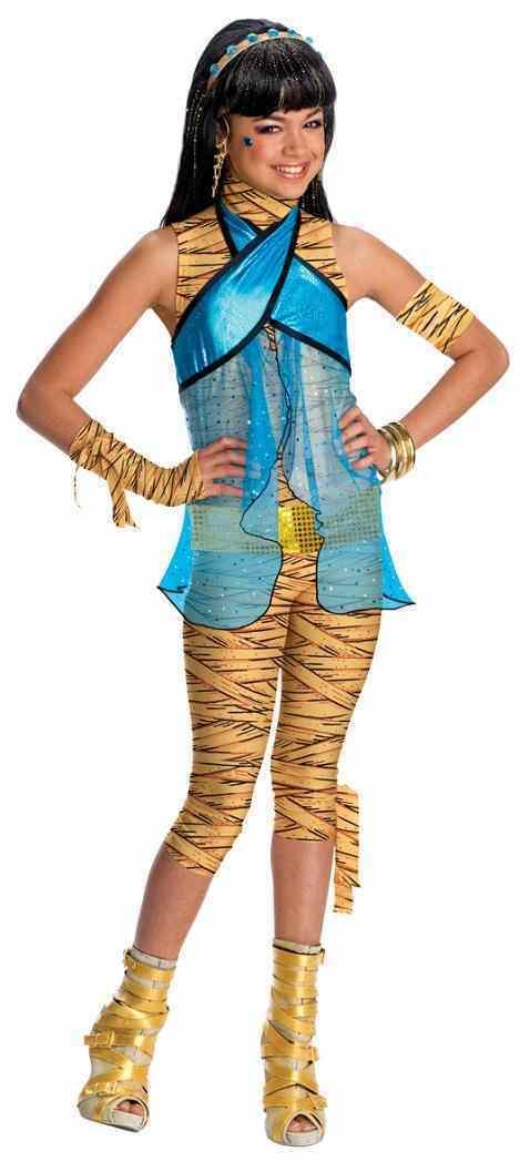 Monster High – Cleo de Nile Costume For Girls