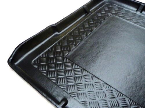 OPPL Basic Pure Kofferraummatte für BMW X5 F15 2013-5//7-Sitze 3 Reihe flach