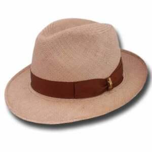 Borsalino-Cappello-140228-Fedora-Panama-Quito-6-cm-Sabbia-scura