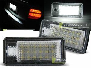 Luz-de-Matricula-LED-para-AUDI-A3-A4-A6-Q7-CANBUS-ES-PRAU02-ED-XINO-ES