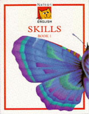 "1 of 1 - ""VERY GOOD"" Nelson English - Book 1 Skills (x8): Nelson English - Skills Book 1:"