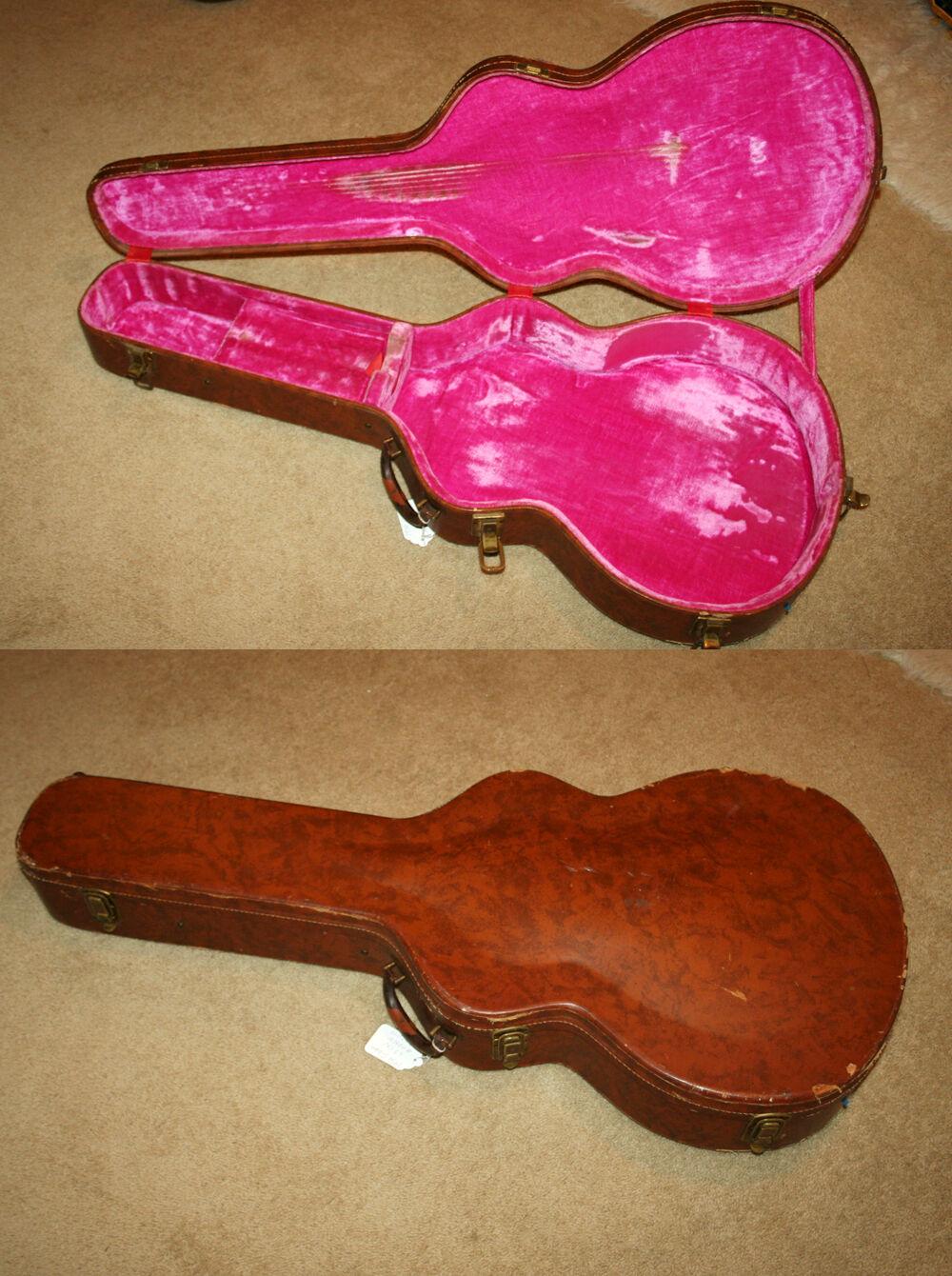 1956 Gibson L7 NC Vintage Archtop Acoustic Guitar (gat0119 (gat0119 (gat0119 L-7) cd29ff