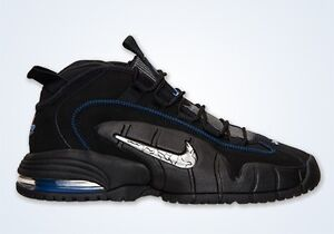 Details about Nike Air Max Penny 1 All Star Black Royal Blue size 10. 685153 001 jordan 2 3