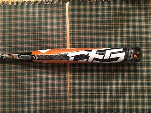 RARE-NIW-2012-DEMARINI-CF5-INSANE-FASTPITCH-SOFTBALL-BAT-32-22-10-CFI12-HOT
