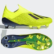 adidas X 18+ FG Mens Football Boots Red Green
