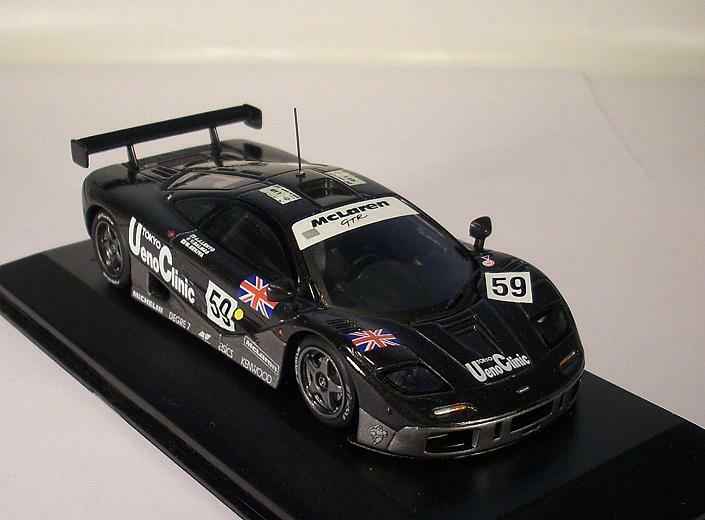 Minichamps pma 1 43 McLaren f1 GTR 1. LEMANS 1995 OVP  9040