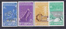 Albania 1975 5 anniversario dell'elettrificazione 1815-18 Mnh
