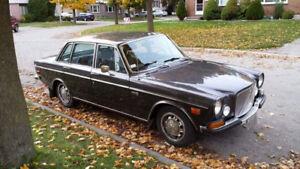 1971 Volvo 164 RARE BEAUTY!