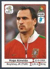 PANINI EURO 2012- #275-PORTUGAL-BESIKTAS-HUGO ALMEIDA