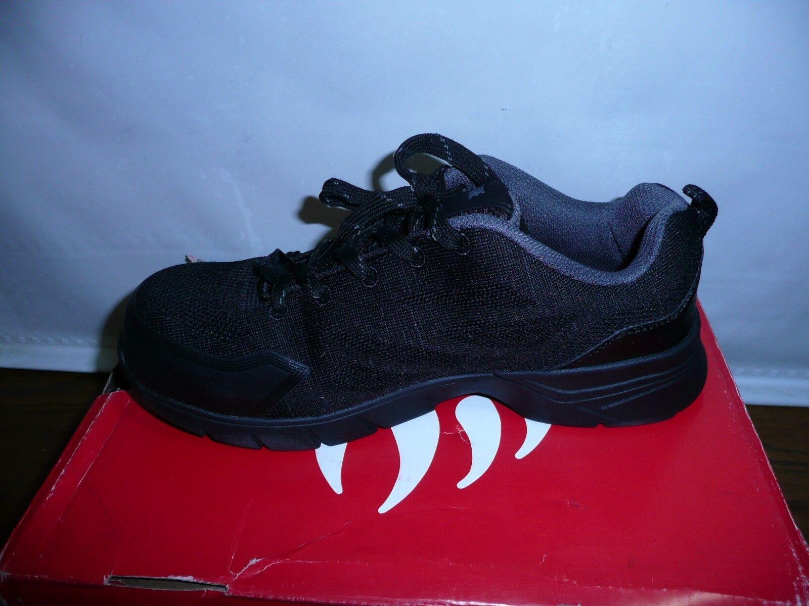 Wolverine Women's Jetstream 2 Composite-Toe Industrial shoes, Black, Black, Black, 9 W US 5426d7