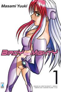 Birdy-the-Mighty-1-20-completa-Star-Comics-manga