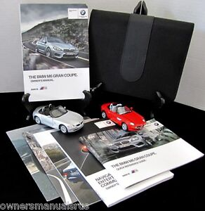 bmw m6 owners manual