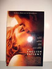 CARTE POSTALE CINEMA - THE ENGLISH PATIENT
