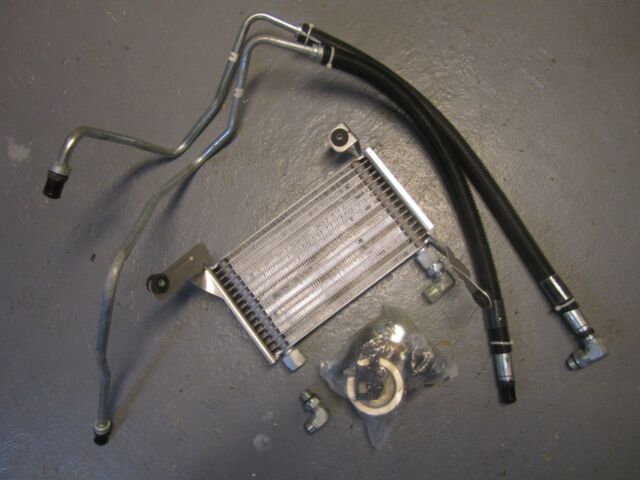 2003 Chevrolet Impala 9C1 9C3 Engine Oil Cooler Assembly 88956905