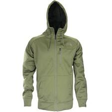 THE NORTH FACE SALE Cheap NWT Soaz Fleece Hoodie Zip Coat Jacket Olive Green M
