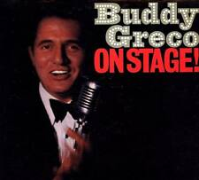 BUDDY GRECO LP ON STAGE