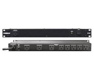Furman-M-8x2-15-Amp-Rack-Mount-Power-Conditioner-1RU-PROAUDIOSTAR