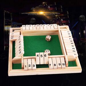 Jeu-de-Des-Nombre-Shut-the-Box-Jeux-de-Societe-Pub-Club-4-Personne-Joueur-Gamers