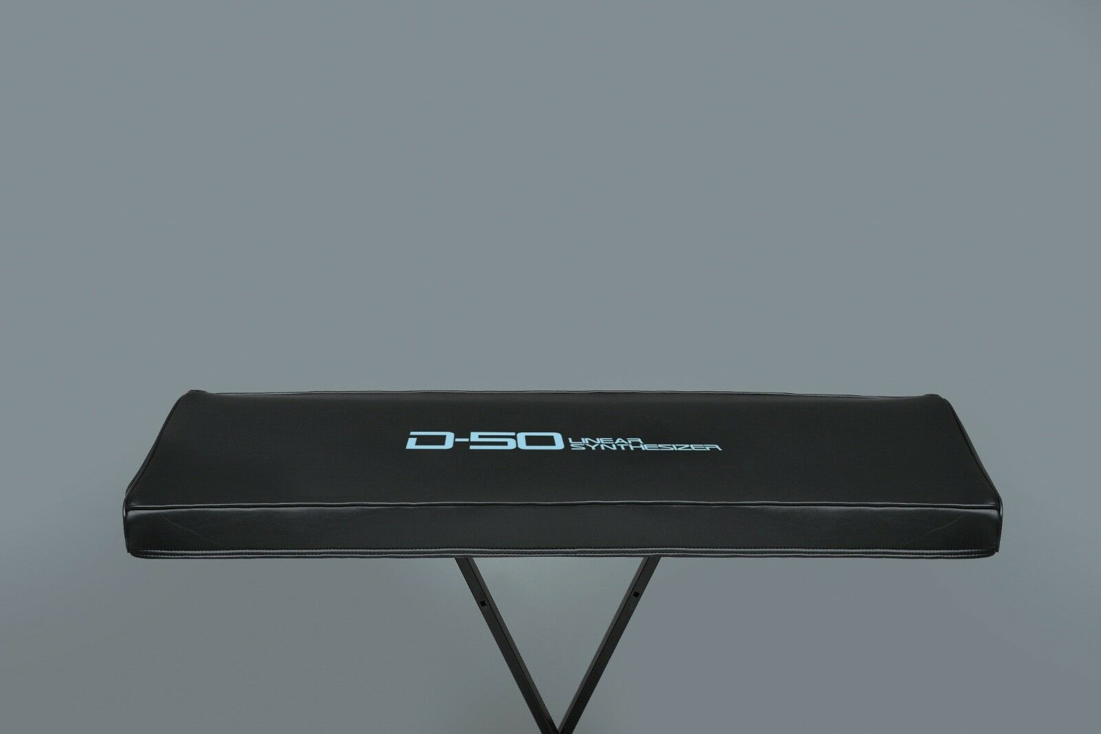 Roland D-50 synth dust cover