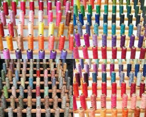 New-MEGA-lot-400-POLY-ALL-SEWING-QUILTING-THREADS-327yd