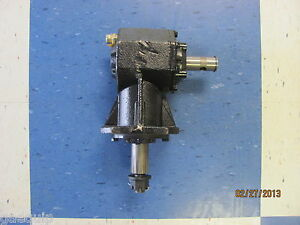 Replacement Bushog Rotary Cutter Gearbox 40 Hp Fits Howse