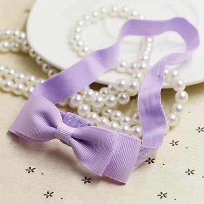 Kids Girl Baby Toddler Crown Bow Cat Ear Headband Hair Band Accessories Headwear