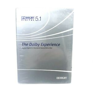 New-The-Dolby-Digital-Experience-5-1-Surround-Sound-Demo-Disc-SEALED