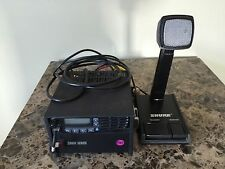 Motorola Base Station? COMM SERIES ICT12012-20AG / ICO4 20A/17A Cont Shure Micro