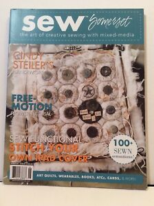 Stampington-SEW-Somerset-Magazine-Mixed-Media-Art-Quilts-Wearables-Summer-2011