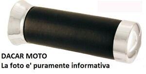 Coppia manopole nere in gomma RMS 184160260