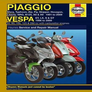 repair manual piaggio x8 200 how to and user guide instructions u2022 rh taxibermuda co Piaggio Liberty Piaggio Liberty