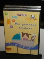 Mis Primeras Palabras (dvd) Spanish Language Kidzup Dvd Brand