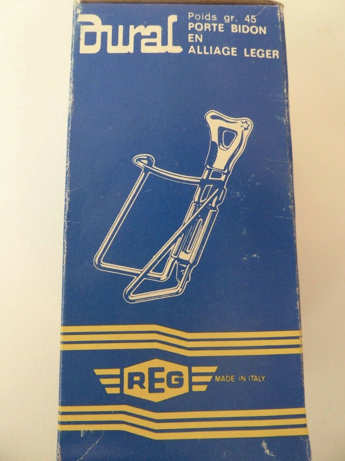 Vintage NOS Classic for REG Dural Water Bottle Cage 45gr for Classic your Vintage Ride 02887f