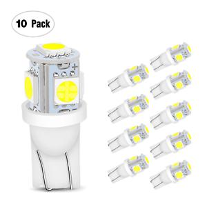 10 Pack Light Bulbs Replacement Landscape Lights 12v Dc T5
