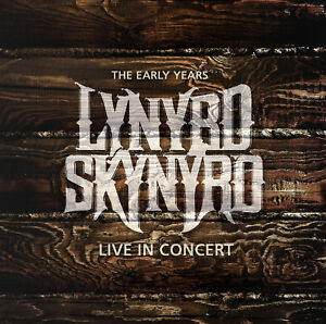Details about LYNYRD SKYNYRD New Sealed 2019 UNRELEASED LIVE 1988 NEW YORK  CONCERT CD