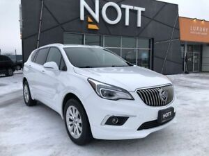 2017 Buick Envision Essence  Heated Leather & Steering