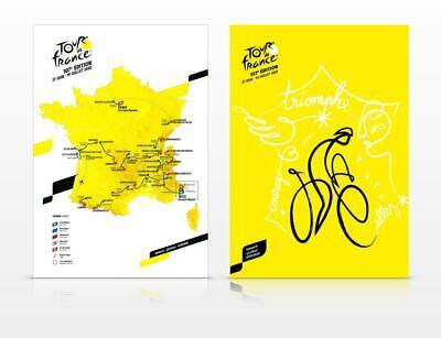 Tour de France Sports Polo Official Apparel Black