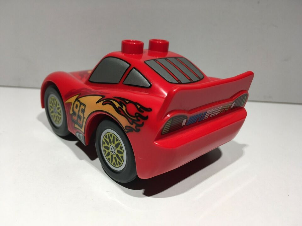 Lego Duplo, Lynet McQueen fra Disneys Cars-serie