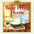 Little House Nonfiction: West from Home : Letters of Laura Ingalls Wilder, San Francisco 1915 by Laura Ingalls Wilder (1976, Paperback)
