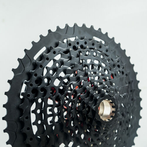 MTB 12 Speed Cassette 12s MTB bike freewheel Black fit SRAM XD freehub 9-50T