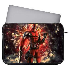 Tablet Regalo Ultrabook Muro Borsa DEADPOOL Laptop Case Chromebook Sleeve OqRw6nUS