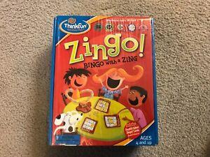 Zingo-Bingo-Brand New /& Sealed