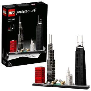 Lego Architecture 21033 - Chicago Construction Set