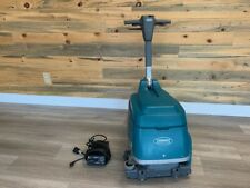 Tennant T1 15 Cordless Lithium Battery Floor Auto Scrubber 123 Hours Of Use