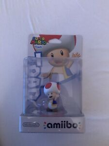 AMIIBO-Toad-Super-Mario-Collection-Neu-OVP