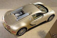 2012 Bugatti VEYRON 16.4 Grand Sport, Refrigerator Magnet, GOLD, 40 MIL THICK