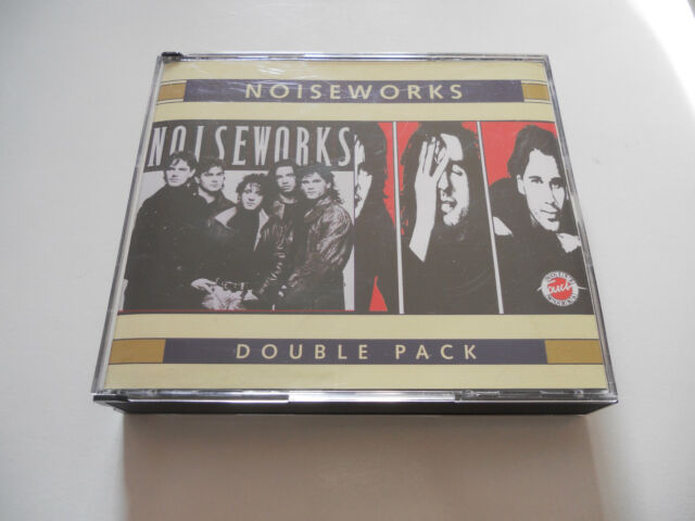 "Noiseworks ""gleichen/Touch"" seltene 2 cd box set Sony Australien 2001"