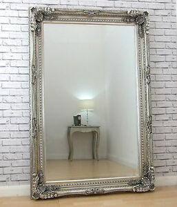 Image Is Loading Louis Extra Large Ornate Carved French Frame Wall